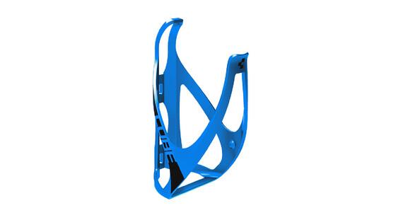 Cube HPP Flaskeholder blå/sort